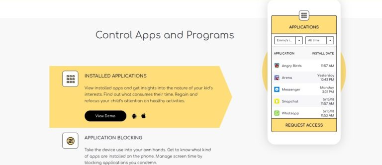 KidSecured-Control-apps-programs